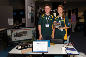 Young ICT Explorers battle it out for glory
