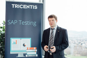Tricentis integrates testing solution with Solution Manager